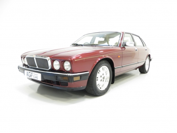 for sale jaguar xj6 gold edition. Black Bedroom Furniture Sets. Home Design Ideas