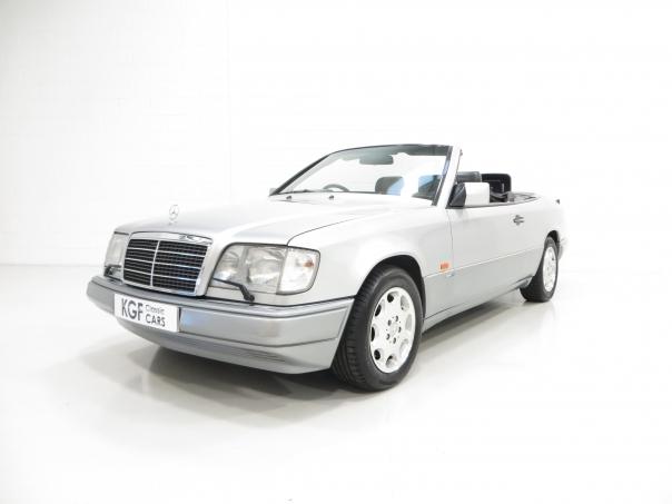 For sale mercedes benz w124 e320 sportline cabriolet for Mercedes benz w124 for sale
