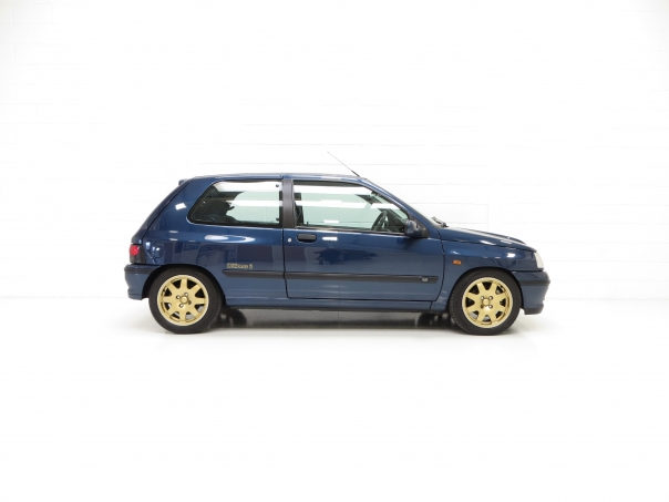 for sale renault clio williams 2. Black Bedroom Furniture Sets. Home Design Ideas