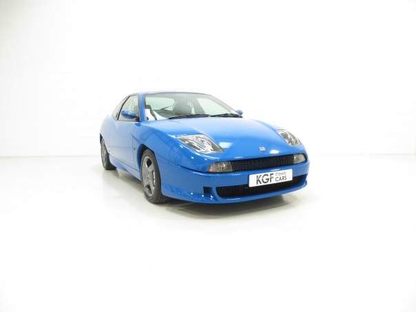 For Sale Fiat Coupe 20v T442 Rfb