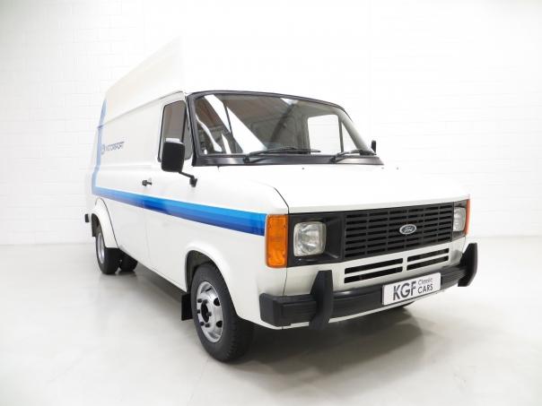 for sale ford transit mk2 van 190. Black Bedroom Furniture Sets. Home Design Ideas