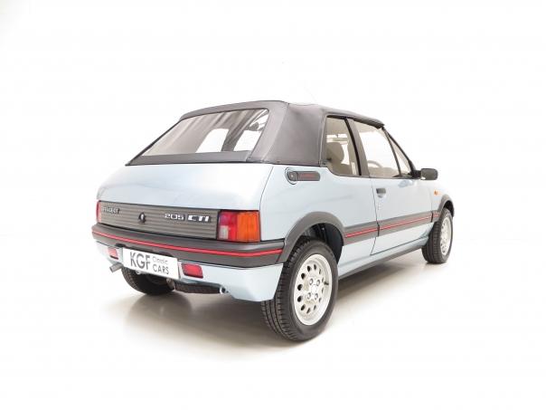 For sale Peugeot 205 CTi