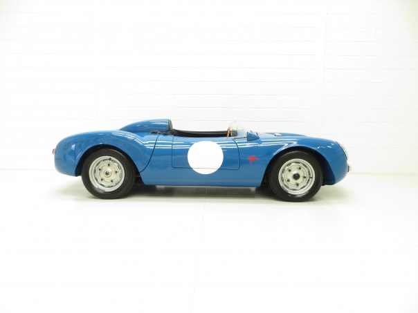 For Sale A Porsche 550 Spyder Martin & Walker