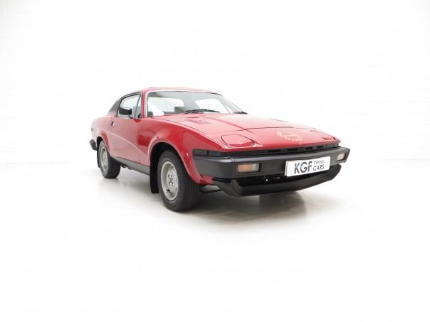 For Sale Triumph Tr7