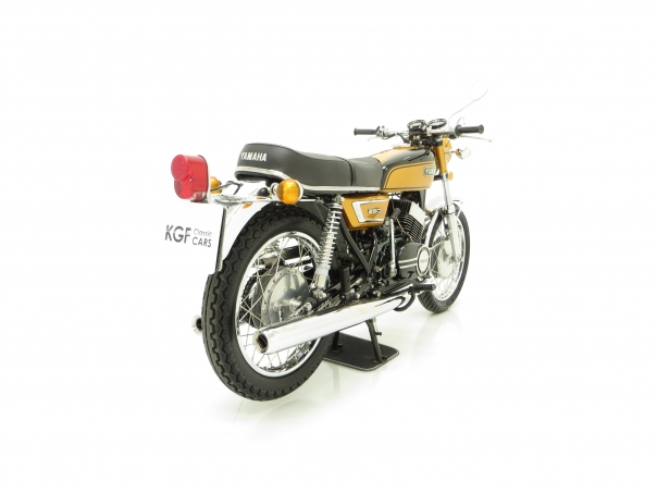 For Sale Yamaha 250 Street Ds7