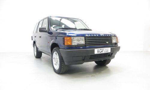 Range Rover P38 4.0SE