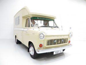 Ford Mk1 Transit Jennings Roadranger