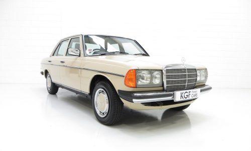 Mercedes Benz W123 230E Auto