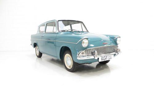 Ford Anglia 105E Deluxe