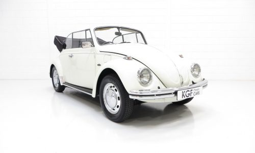 Volkswagen Karmann Beetle 1500 Cabriolet