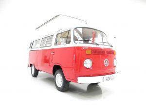 Volkswagen Type 2 Bay Campervan