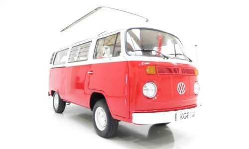 Volkswagen Type 2 Bay Campervan