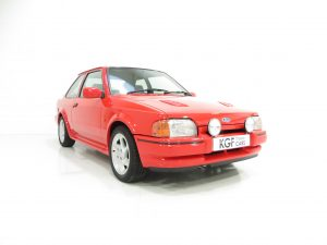 Ford Escort RS Turbo Series 2