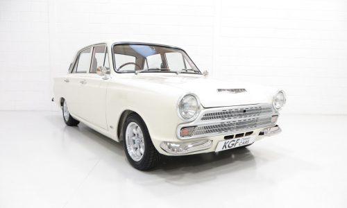 Ford Cortina Mk1 1500 De Luxe