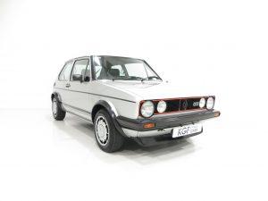 VW Golf GTi Mk1 Campaign Edition