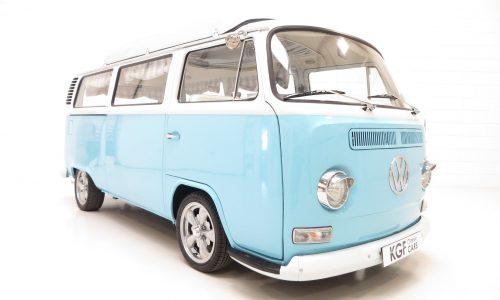 VW Type 2 Dormobile Motor Caravan