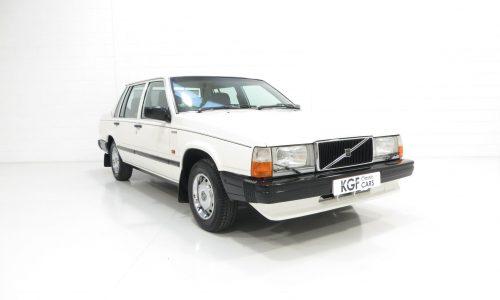 Volvo 740 GL