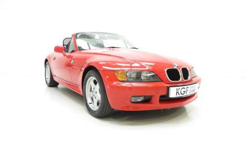 BMW Z3 Roaster