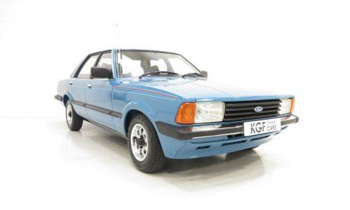Ford Cortina Mk5 Crusader