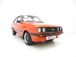 Ford Escort Mk2 RS2000 Broadstripe
