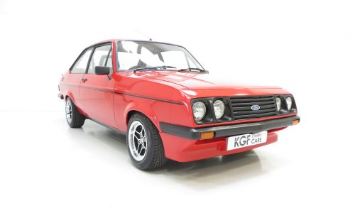 Ford Escort Mk2 RS2000 Base
