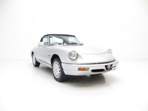 Alfa Romeo Spider Series 4