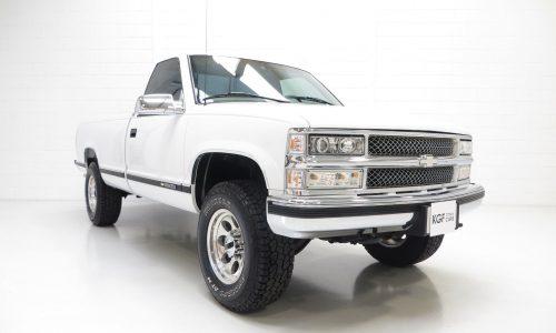 Chevrolet Silverado C/K2500 Fleetside Pick Up