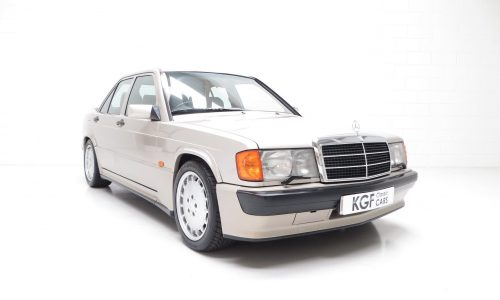 Mercedes 190E 2.5-16v Cosworth