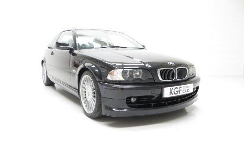 BMW E46 Coupe Alpina B3 3.3