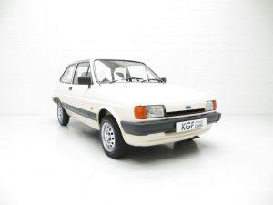 Ford Fiesta Mk2 1.1L