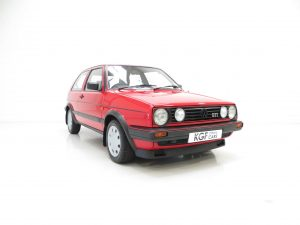 VW Golf GTi 8v 3dr