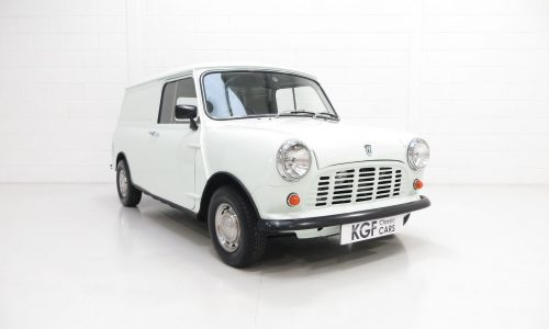 Austin Mini 850 Light Van