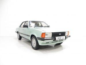 Ford Cortina Mk5 2.0 Ghia Auto