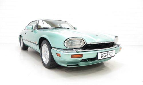 Jaguar XJS 4.0 Insignia