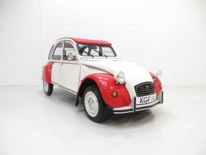 Citroen 2CV6 Special Dolly