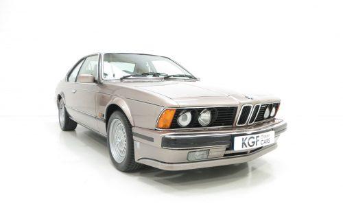 BMW E24 635CSi Highline Coupe