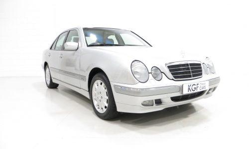 Mercedes Benz E240 Elegance