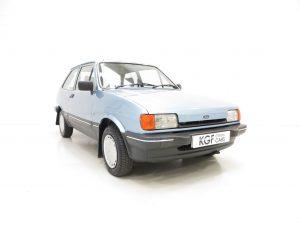 Ford Fiesta Mk2 1.1 Ghia