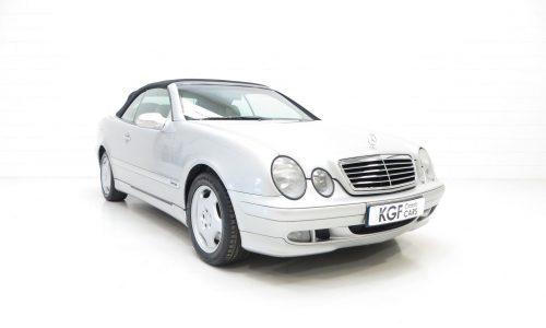 Mercedes-Benz CLK230 Elegance Cabriolet
