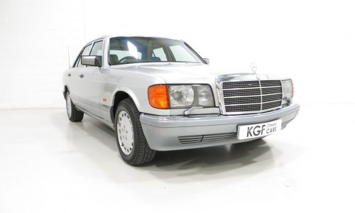 Mercedes Benz W126 300SE