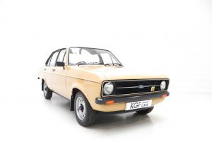 Ford Escort 1300 Popular Plus