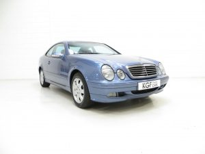 Mercedes-Benz CLK320 Avantgarde