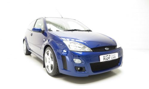 Ford Focus RS Mk1 Phase 2