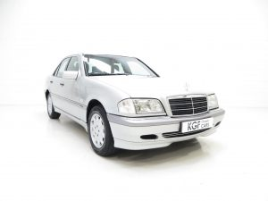 Mercedes W202 C200 Elegance