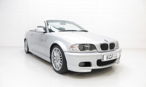 BMW 330Ci Sport Convertible