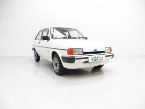 Ford Fiesta Mk2 1.1 Popular Plus