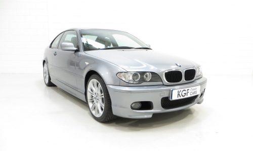 BMW E46 318Ci MSport Coupe
