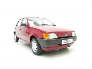 Ford Fiesta 1.1 Popular Plus