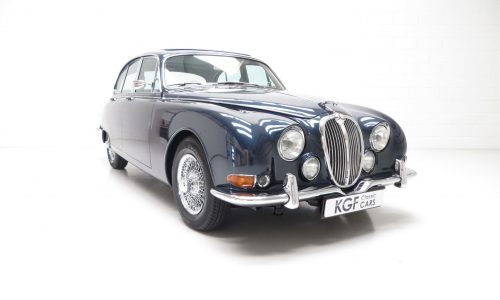Jaguar S-Type 3.8S