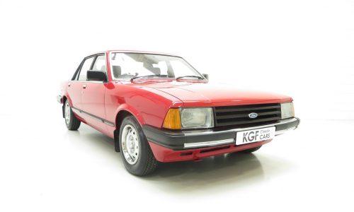Ford Granada Mk2 2.0L